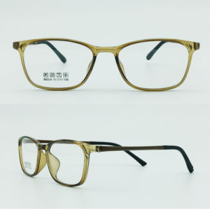 Super Light Half Plastic Steel Fashion New Design Optical Frames Glasses Eyewear pictures & photos