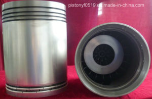Emd 710 Diesel Locomotive Tin Plated Piston