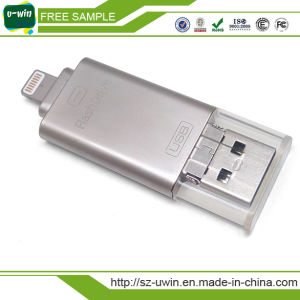 64GB OTG Pendrive for iPhone pictures & photos