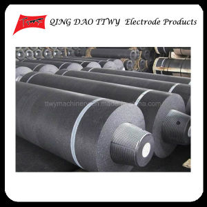 Hot Graphite Electrode for Steel Making pictures & photos