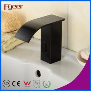 Oil Rubber Brass Sensor Automatic Faucet with Cold Water pictures & photos