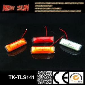 LED Side Light Truck Light Side Lamp 4LED