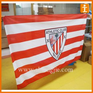 Custom Printing Checked Flags (TJ-10) pictures & photos