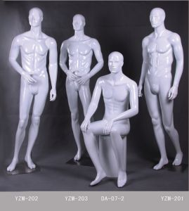 Muscular Modern Male Mannequin for Garment Display pictures & photos