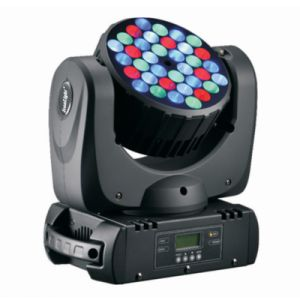 New 36X3W RGB LED Wash Moving Head pictures & photos