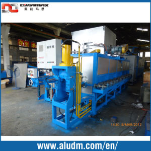 Lower Labor Cost Aluminum Extrusion Machine in Billet Heating Furnace pictures & photos