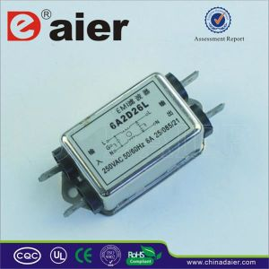 Multistage 6A 22VAC EMI Noise Filter pictures & photos