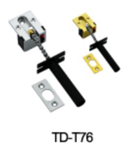 Zinc Alloy Thumb Lock Td-T76 pictures & photos