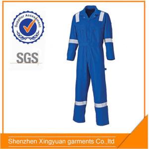 Star Sg 100 Cotton Orange Fire Retardant Safety Summer Working Coveralls