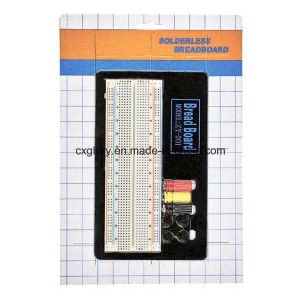 830 Points (ZY-201) Good Solderless Breadboard pictures & photos