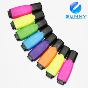 Manufacturer Mini Multi Color Highlighter Marker Pen with Logo Branding pictures & photos