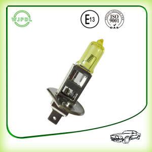 Headlight H1 12V Yellow Halogen Auto Auto Lamp pictures & photos