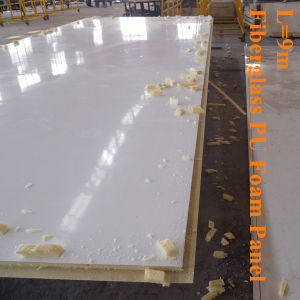 Insulated Fiberglass PU Foam Panel for Refrigerated Truck Body pictures & photos