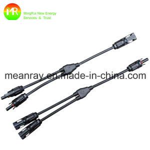 T Branch Mc4 Solar Connector pictures & photos