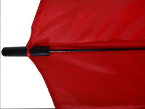 "23"" 8 Panels Auto Open Round Rib Straight Umbrella (SU029) pictures & photos"