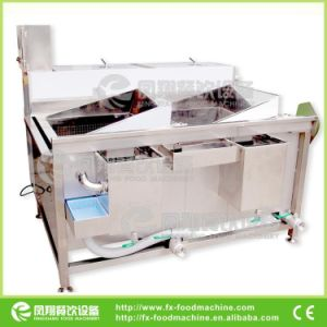 Fxc-70-2 Automatic Industrial Double Tank Vegetable Washing Machine pictures & photos