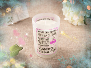 Hot Sale Scented Soy Gift Candle in Glass for Birthday pictures & photos