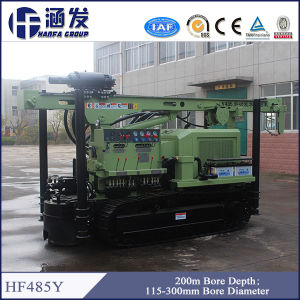 Durable at Worksite! ! Hf485y Crawler Type Practical Water Well Drilling Rig pictures & photos