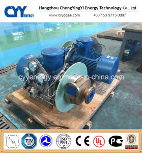 High Quality Horizontal Cryogenic Liquid Transfer Oxygen Nitrogen Argon Coolant Oil Centrifugal Pump pictures & photos