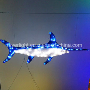 LED Fishes Ocean Park LED Lighting Project Outdoor Decoration pictures & photos