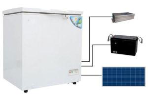 Solar Power DC 12V Fridge and Freezer pictures & photos