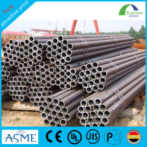 Q235 Hot Rolled ERW Steel Pipes pictures & photos