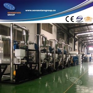 PVC PE LDPE LLDPE Plastic Pulverizer Machine /Grinder Machine pictures & photos