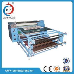 1.7m Width 420mm Diameter Rotary Sublimation Heat Press Machine