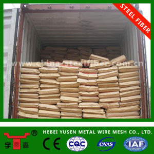 End Hook Steel Fiber for Concrete 0.8mm pictures & photos