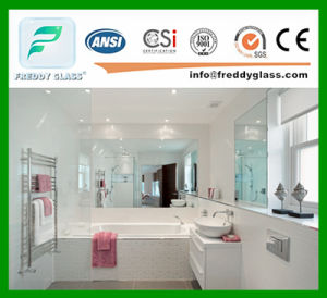 modern Style of Clear Silver Mirror for Bathroom Custome Size Avilable pictures & photos