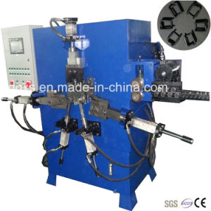 Hydraulic Square Metal Strapping Wire Buckle Machine (GT-dB4) pictures & photos