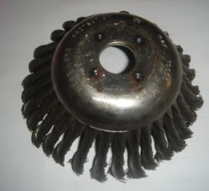Steel Wire/Stainless Steel Wire Wheel Brush for Grinding SD-96110