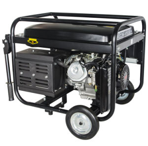 2016 New Arrival 4kw 4kVA Gasoline Generator 220V 50Hz Spare Parts for Sale pictures & photos
