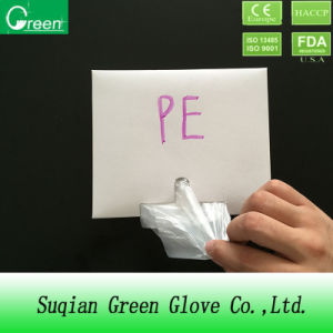 Marketable Product Disposable Polythene Glove pictures & photos