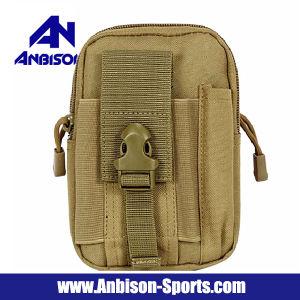 Anbison-Sports Hot Sale Tactical Molle Waist Bag Pouch pictures & photos