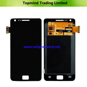LCD with Digitizer Touch for Samsung Galaxy S II I9100 pictures & photos