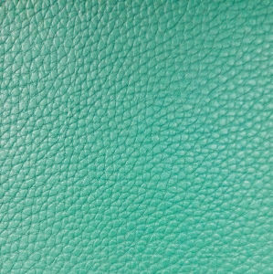 Microfiber Synthetic Leather for PU Shoe Handbags (HST002) pictures & photos