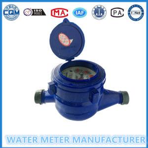 Multi-Jet Dry Dial Vane Wheel Type Water Meter pictures & photos