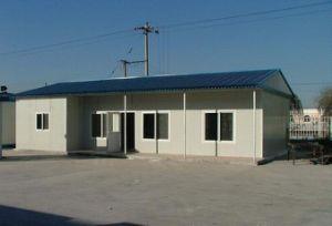 Single Storey Steel Structure Prefab House (KXD-35) pictures & photos