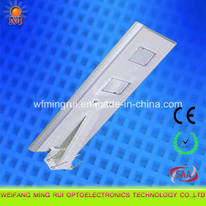 Newest Design High Power 60W Solar LED Street Light pictures & photos