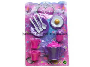 Interesting Kids Cooking Play Set Toys pictures & photos
