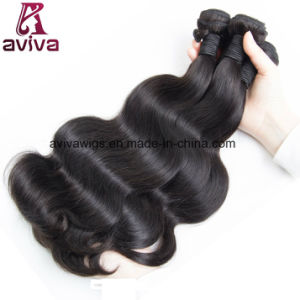 Body Wave 100% Peruvian Natural Virgin Hair Extension pictures & photos