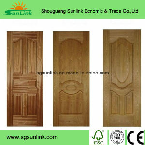 Apartment Interior Moulded Door Skin / Moulded Door pictures & photos