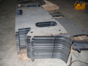 Sheet Metal Product/Aluminum Product/Flat Steel Product pictures & photos
