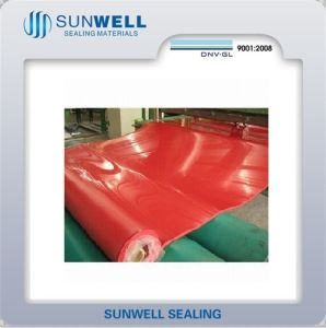 Red Rubber Sheet pictures & photos