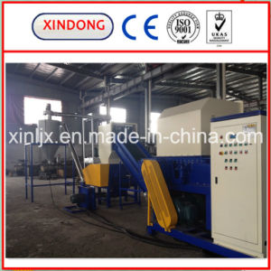 Large Capacity Shredder Crusher Recycling System pictures & photos