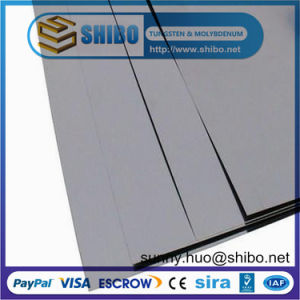 99.95% Pure Molybdenum Plates/Sheets for Vacuum Furnace pictures & photos