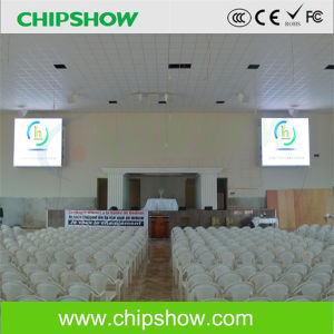 Chipshow High Definition P10 Indoor LED Display Module pictures & photos