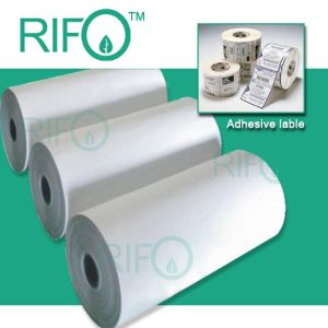 Factory Sell Single Side Coating Label PP Synthetic Paper (RPG-95) pictures & photos