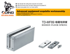 Stainless Steel Hydraulic Floor Hinge Td-Mf89 pictures & photos